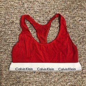Calvin Klein Racerback